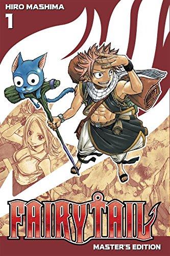 fairy tail manga book 1 - 4