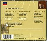 Image of Rachmaninov: Complete Piano Concertos; Rhapsody
