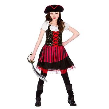 L Madchen Hubsch Piratenkostum Fur Madchen Fur See Seerauber Kostum