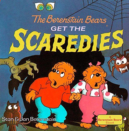 The Berenstain Bears Get the Scaredies thumbnail