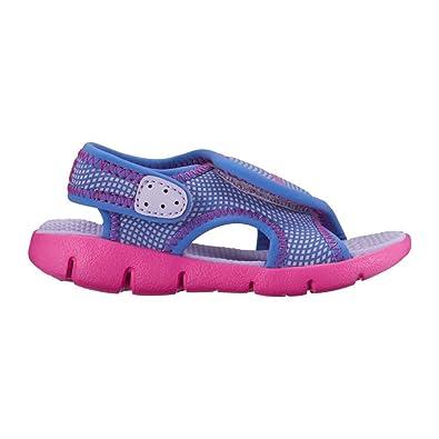 a9db57b52d06 Nike Boys Sunray Adjust 4 (Gs Ps) Beach   Pool Shoes  Amazon.co.uk ...