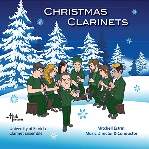 Christmas Classical Clarinet (The Sussex Mummers' Christmas Carol (Arr. M. Johnston for Clarinet Ensemble))
