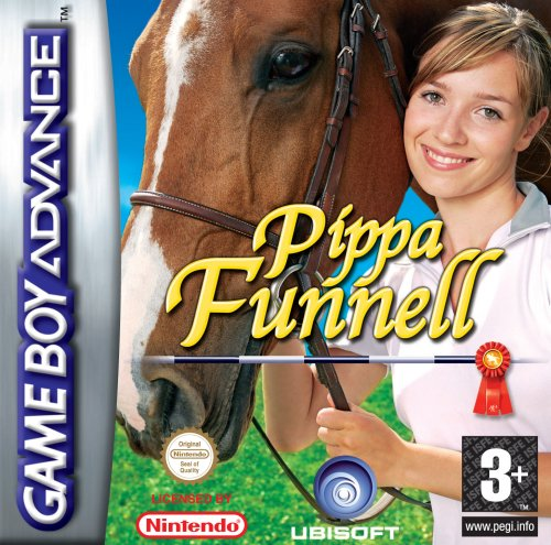 Ubisoft Pippa Funnell 2 (Gameboy Advance)