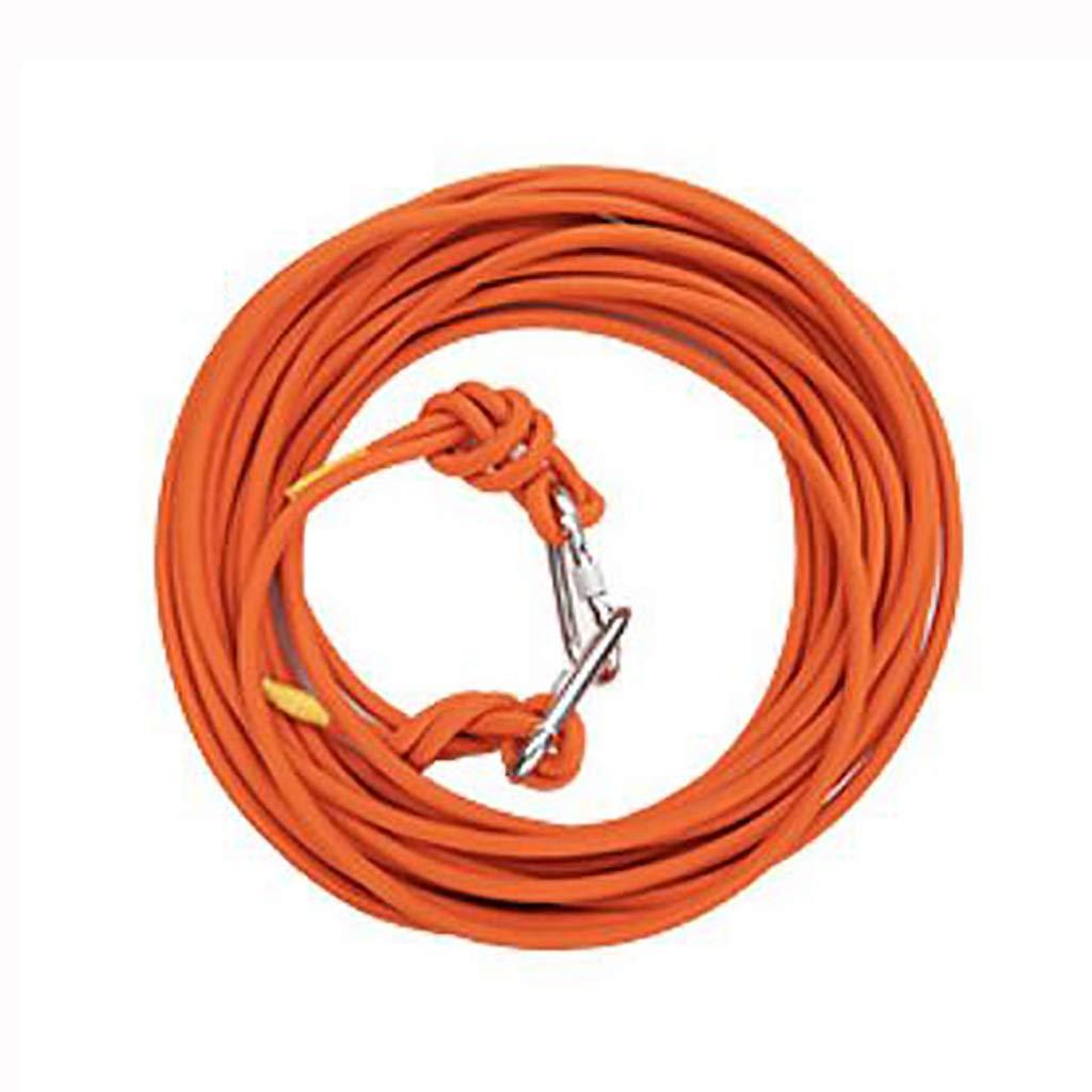 D ZPWSNH Corde Ligne de Vie Corde de sécurité d'urgence à la Maison Corde de sécurité diamètre de Fil diamètre de Fil 10mm 3mm de différentes Tailles Couleur en Option Corde d'escalade 60M