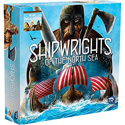 Shipwrights of the North Sea: Toys & Games [5Bkhe2006850]