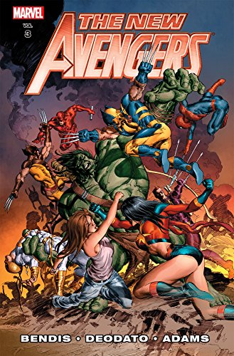 New Avengers By Brian Michael Bendis Vol. 3 (New Avengers (2010-2012))
