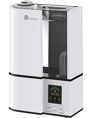 TaoTronics Humidificador Ultrasónico Silencioso 4L