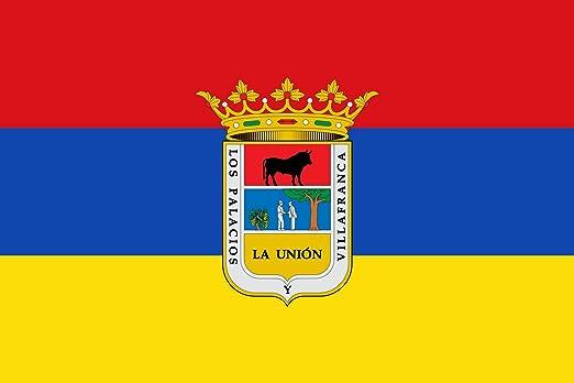 magFlags Bandera Large Palacios y Villafranca, Sevilla, España ...