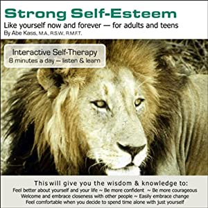 Strong Self-Esteem Audiobook
