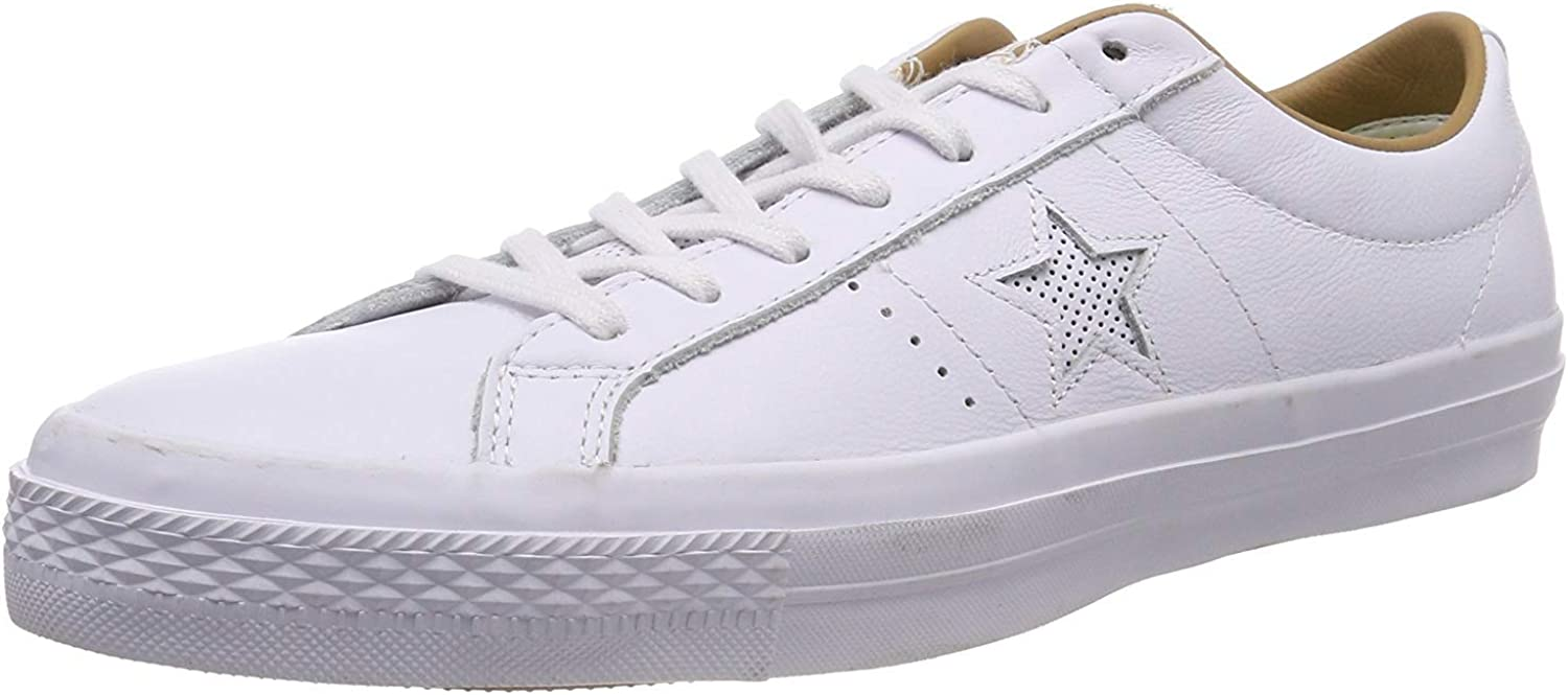 Converse One Star Leather OX White/Sand