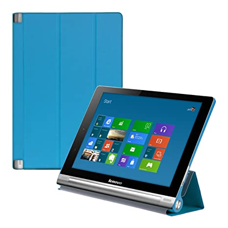 kwmobile Funda para Lenovo Yoga Tablet 10 / HD+ - Carcasa ...