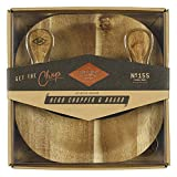 Gentlemen's Hardware Herb Chopping Board with