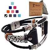 Smatiful Bands with Box Pack for Women, Adjustable Replacement Watch Band for Apple Watch