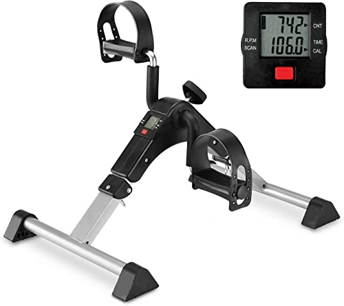 MOMODA Medical Exercise Bike Foot Peddler