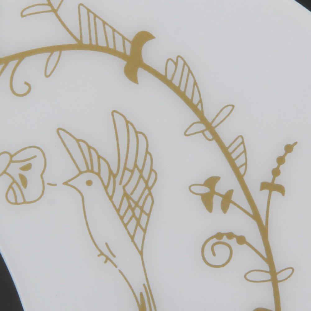 blanco para guitarras ac/ústicas de celuloide Golpeador con dise/ño de colibr/í de Trendyest