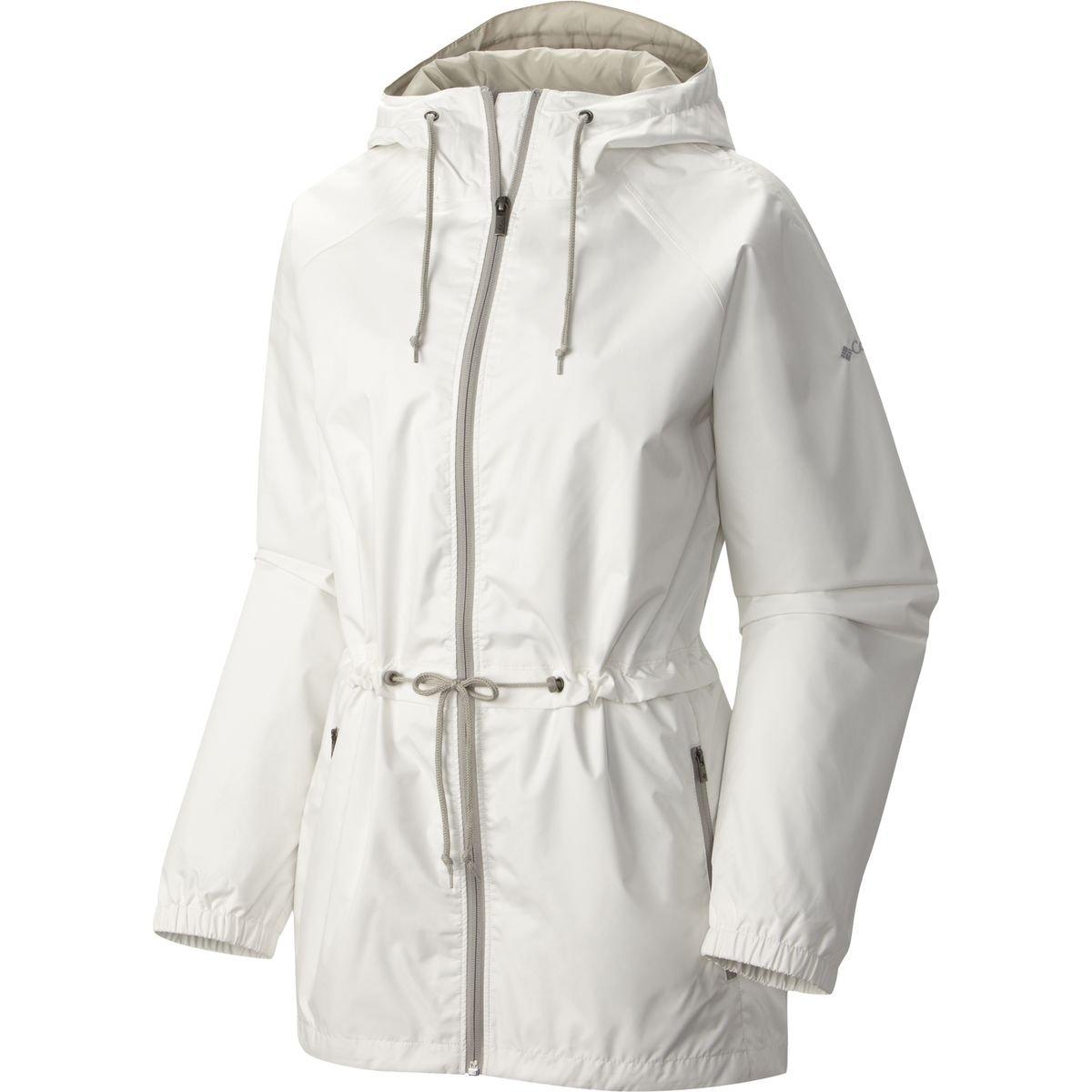 Columbia Women's Arcadia Casual Jacket Outerwear, sea Salt, M