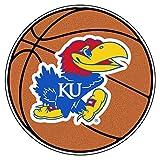 """Kansas Decal KU BASKETBALL DECAL 4"""""""