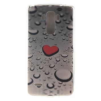 Guran® Silicona Funda Carcasa para LG G4 Stylus LS770 / LG G Stylo ...