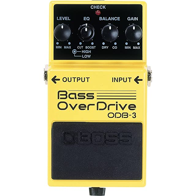 リンク:ODB-3 Bass OverDrive