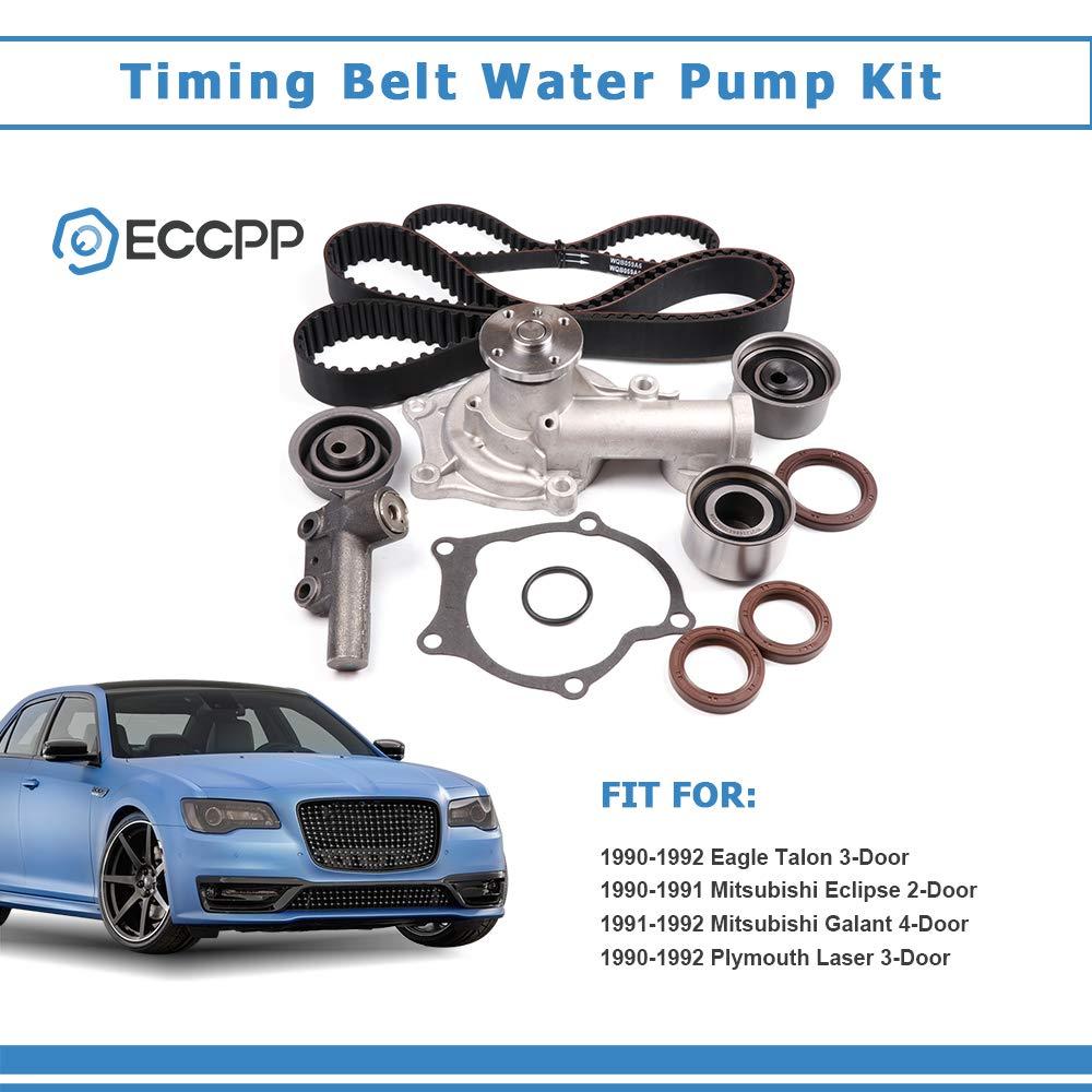 ECCPP - Kit de Bomba de Agua para Correa de distribución ...