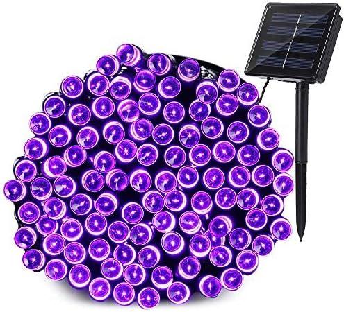 Qedertek LED Solar Christmas Lights