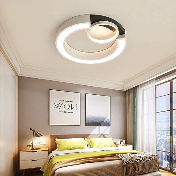 WSYYWD Lámpara de sala lámpara de techo moderna lámpara de ...