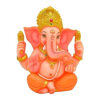 buy papilon ganesh ji ganpati bappa statue spiritual idols handmade