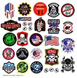 Best Hard Hat Stickers - 30-Pack UNION Hard Hat Stickers   100% Quality Review