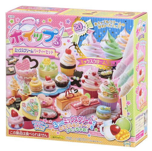Whipple Mix Cream Party Set W-60 by Epoch