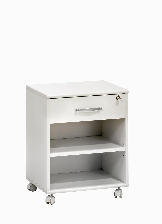 Maja 40255535 Pedestal 45.6 x 59.1 x 36 cm White
