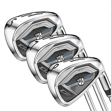 Wilson Staff Golf Men's D7 Irons (Sold as Set)