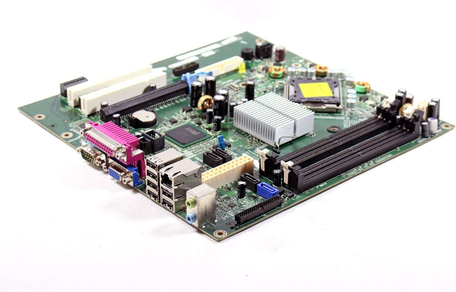 Genuine Dell TY565 HR330 RF703 Optiplex 745c 745 755 Intel Q965 Express Socket 755 LGA755 Tower Motherboard