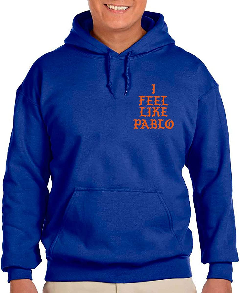 Four Seasons Accessories I Feel Like Pablo Orange Unisex Sweater