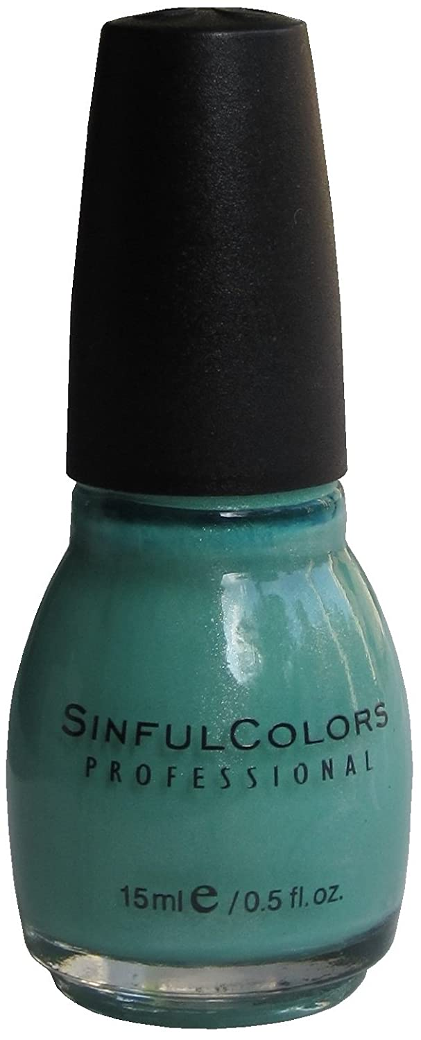 Sinful Colors Nail Polish, Mint Apple 947