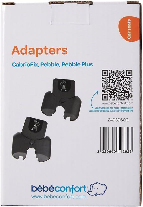 Set Adapter Maxi Cosi Citi Sps für Loola High Trek Bébé Confort