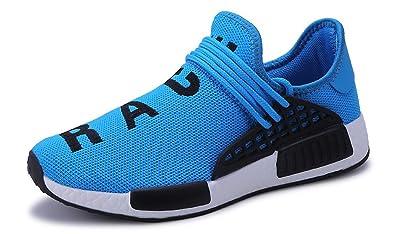 Mens Running Shoes Free Transform Flyknit Fashion Sneakers by JiYe  B073PXTQV3