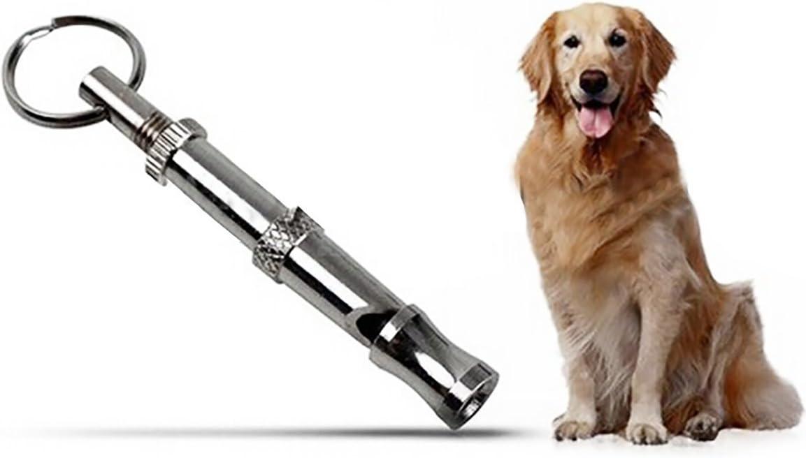 Dog Training Whistle vankra Fl/öte Ultraschall High Pitch Silent Whistle f/ür Nachbarn Dogs Stop Bellen Pet Trainer Drive Big Dogs Away