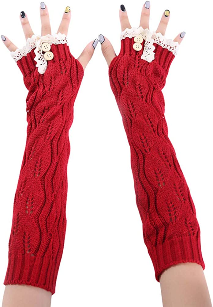 Look Anti-Slip Gloves Women...