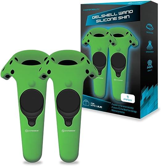 Manette VR - Pack De 2 Housses - Gelshell - Vert - HTC Vive ...