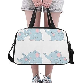 Amazon.com: Bolsas de yoga para bebé con diseño de elefante ...