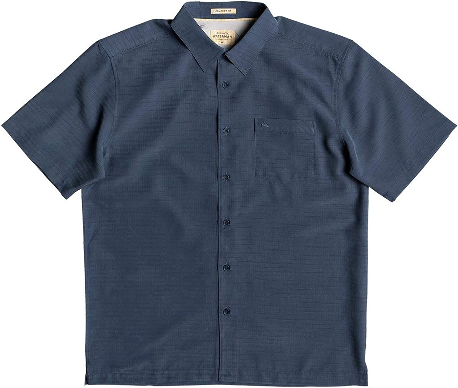 Quiksilver Mens Centinela 4 Button Down Shirt