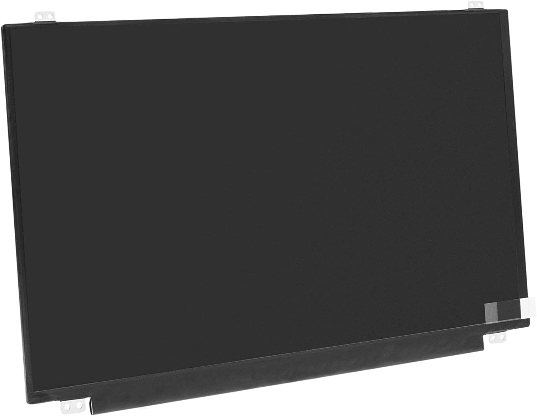 Screen Replacement for Laptop HP 250 G4 G5 G6 G7 255 G4 G5 G6 G7-15.6 LED Backlit Display HD 1366x768 Screen Slim 30 pin eDP Glossy
