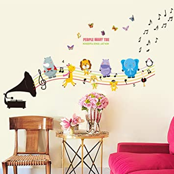Amazon.com: wallpark Happy Dancing animales musicales ...