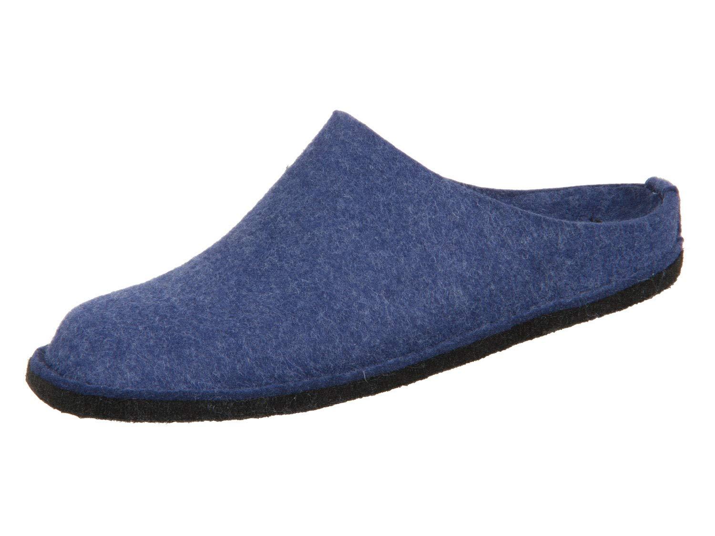 Haflinger Unisex-Erwachsene Flair Soft Pantoffeln, grau, 37 EU 311010