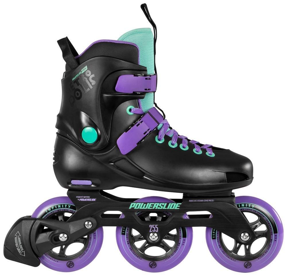 Inlineskating Roces Herren Inline-skates Argon Größe 43 eine Schnalle defekt