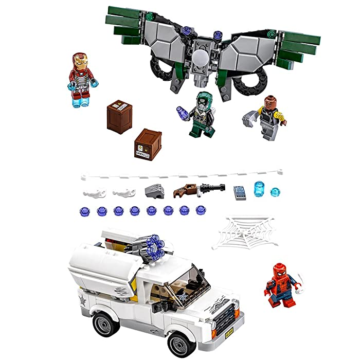The Best Lego Spiderman Far From Home Suit