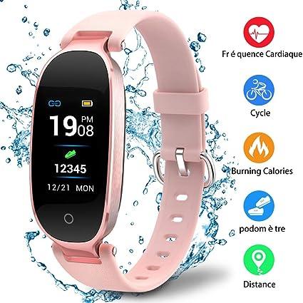 montre connectée iphone pour femme