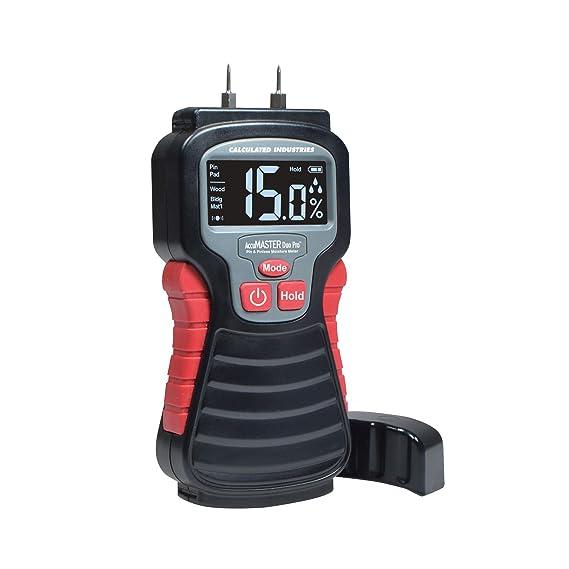 calculated industries 7445 moisture meter