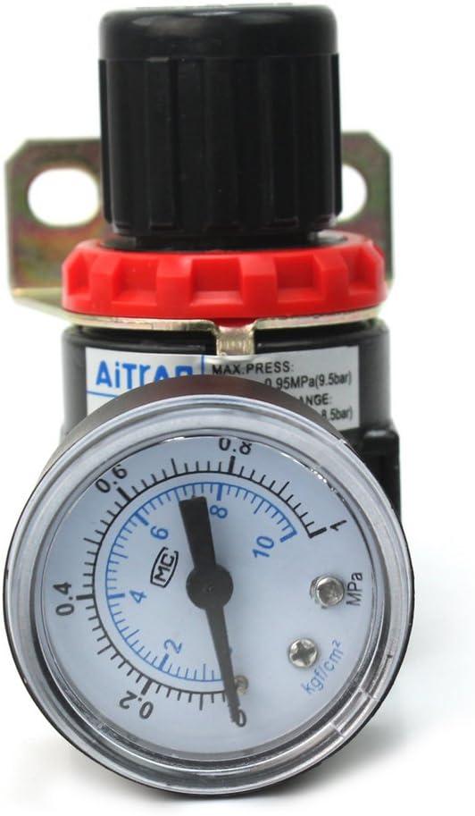 Pinzhi Nuevo AR2000 Regulador de Presión Compresor Controlador Aire de Buena Venta