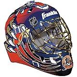 Franklin Sports NHL League Logo Florida Panthers Mini Goalie Mask
